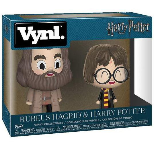 Funko VYNL Hagrid and Harry