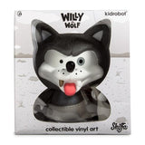 Willy the Wolf by Shiffa