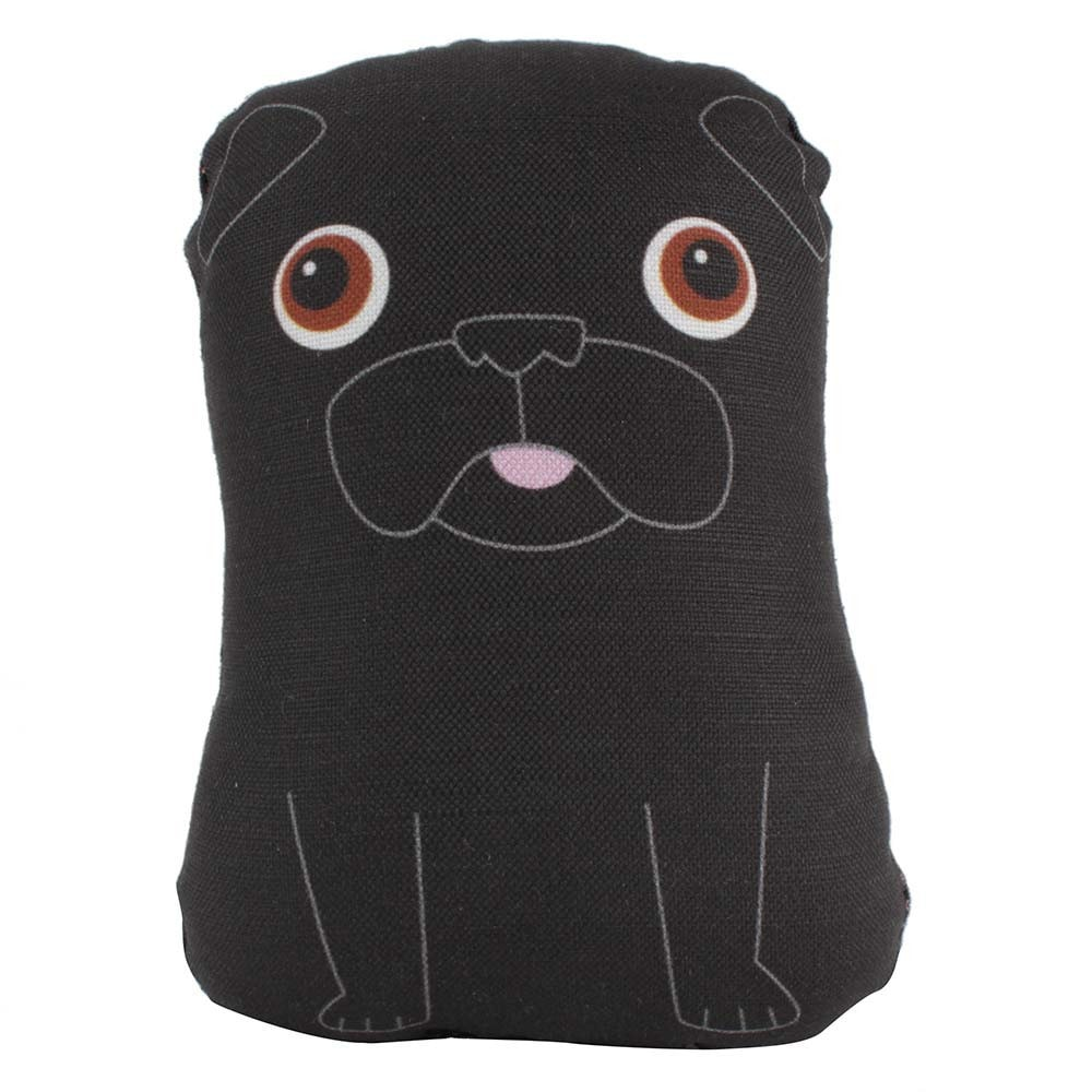 Black Pug - Small Plush