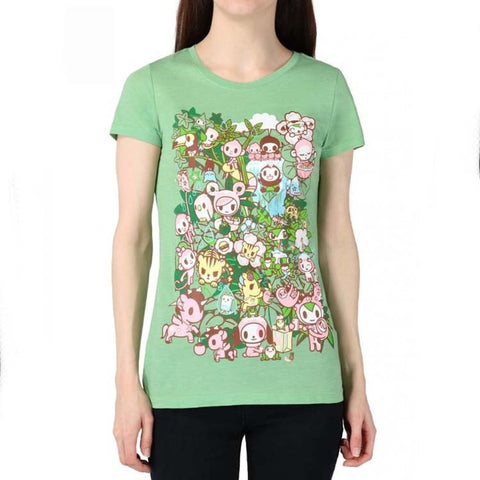 Jungle Jam tokidoki Tee