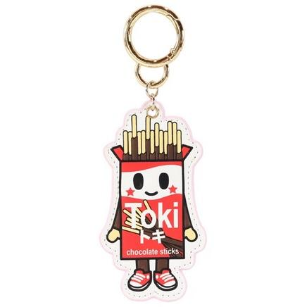 Toki Takeout Key Chain