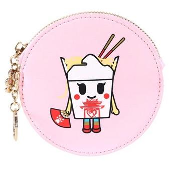Toki Takeout Coin Purse Key Chain