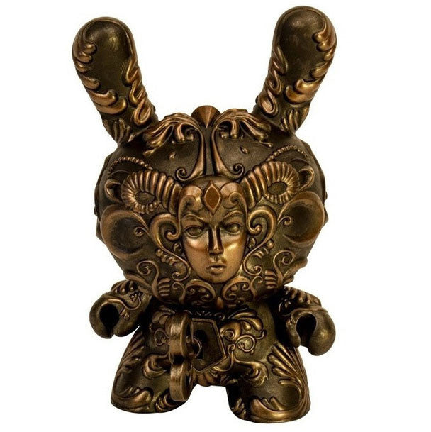 It's a F.A.D. 8-Inch Dunny  (with Chase) by J*Ryu