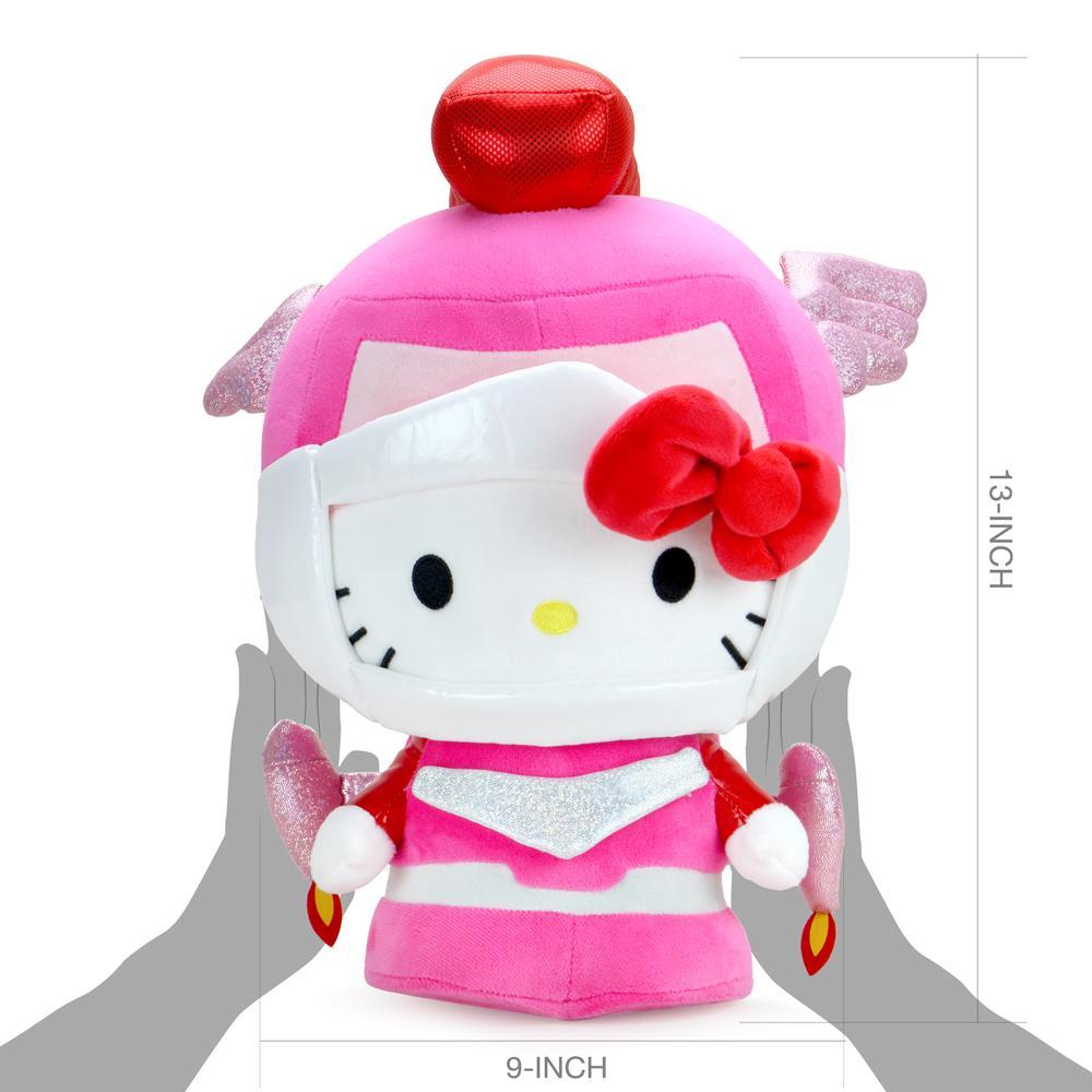 Hello Kitty Mechazoar Cosplay Plush — Sakura