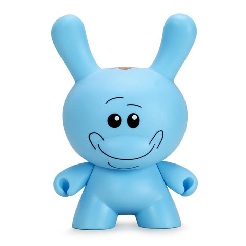 "Rick and Morty Mr. Meeseeks 8"" Dunny"