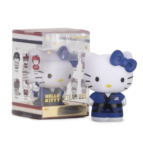 Hello Kitty x Team USA Mini Figures