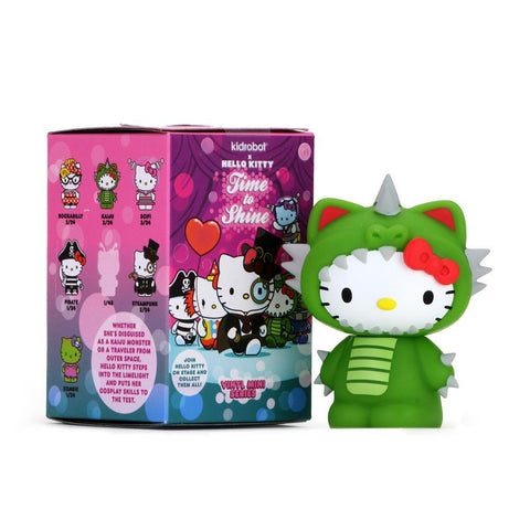 Sanrio Hello Kitty Time to Shine Vinyl Mini Blind Box
