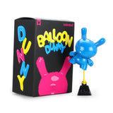 Balloon Dunny — Cyan Edition