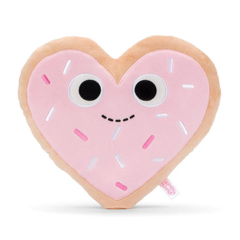 Yummy World Haylee Heart Cookie Plush
