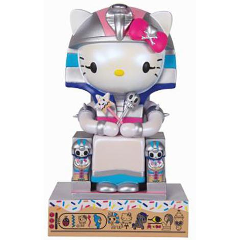 Kittypatra Platinum Edition by Tokidoki
