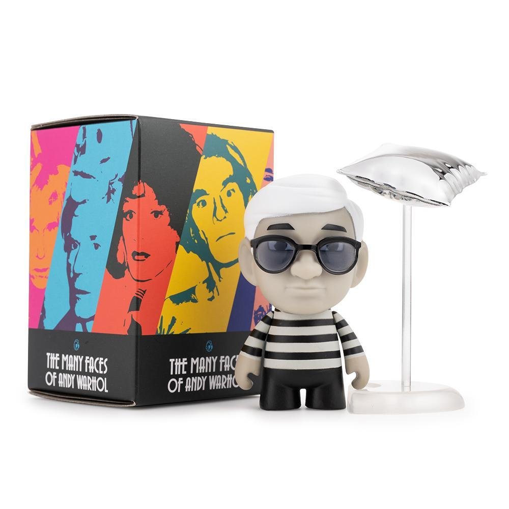 The Many Faces of Andy Warhol Blind Box