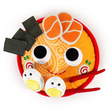 Nicole the Ramen Bowl Plush Set from Yummy World