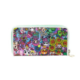 Tokidoki Flower Power Long Wallet