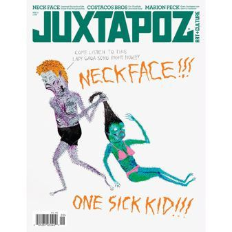 Juxtapoz - September 2011 #128