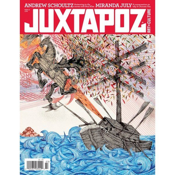 Juxtapoz - March 2012 #134