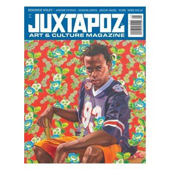 Juxtapoz - January 2010 #108