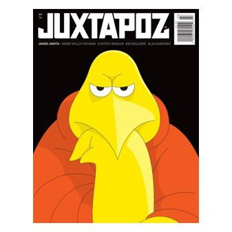 Juxtapoz - March 2010 #110