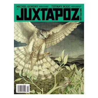 Juxtapoz - January 2011