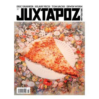 Juxtapoz - May 2011 #124