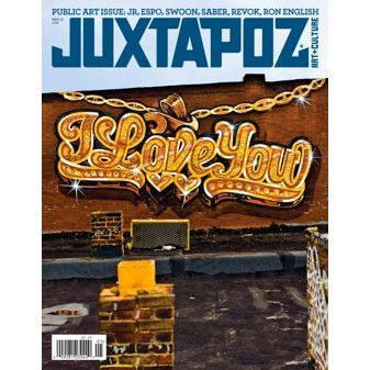 Juxtapoz - May 2012 Issue #136