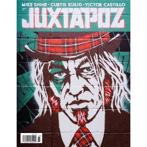 Juxtapoz - March 2013 - no.146