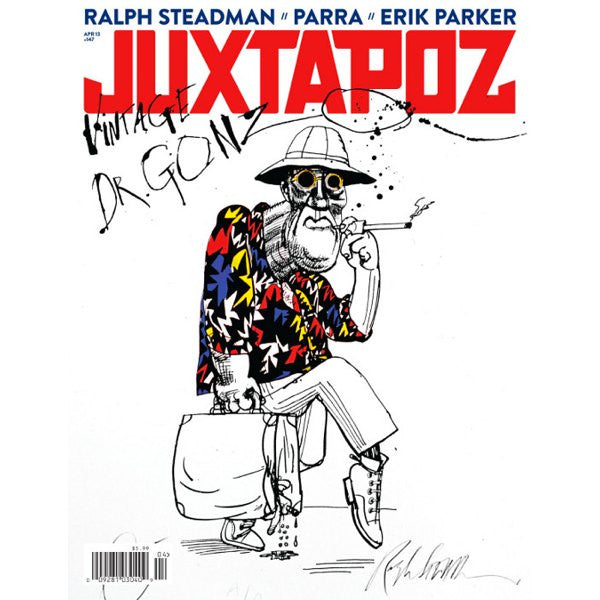 Juxtapoz - April 2013 - no.147