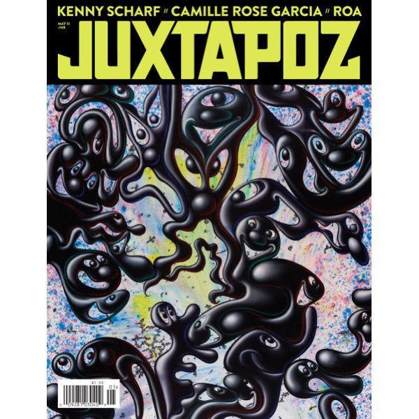 Juxtapoz - May 2013 - no.148