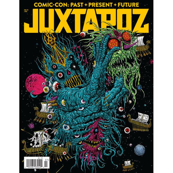 Juxtapoz - July 2013 - no.150