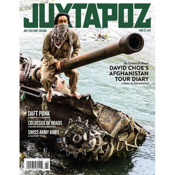 Juxtapoz - August 2013 - no.151