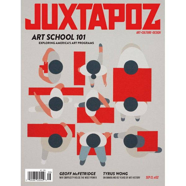 Juxtapoz - September 2013 - no.152