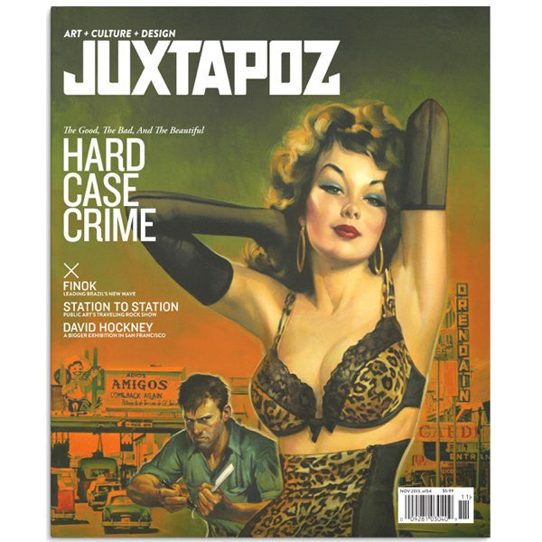 Juxtapoz - November 2013 - no.154