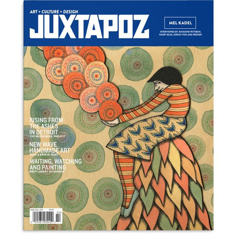 Juxtapoz - February 2014 - no.157