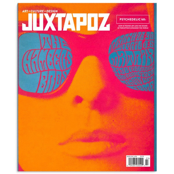 Juxtapoz - March 2014 - no.158