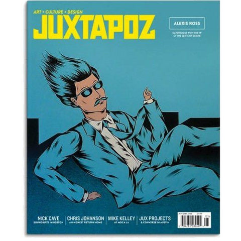 Juxtapoz - May 2014 #16