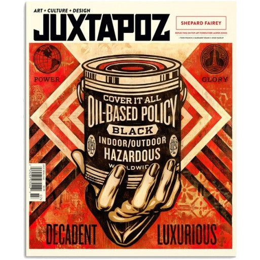 Juxtapoz - July 2014 - no.162