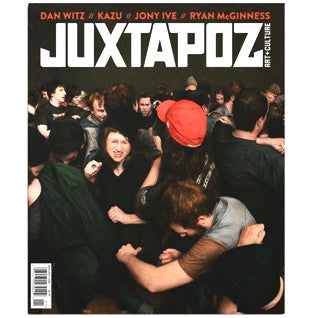 Juxtapoz - January 2015 - no.168