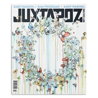 Juxtapoz - February 2015 - no.169