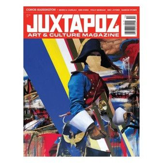 Juxtapoz - October 2008 #93