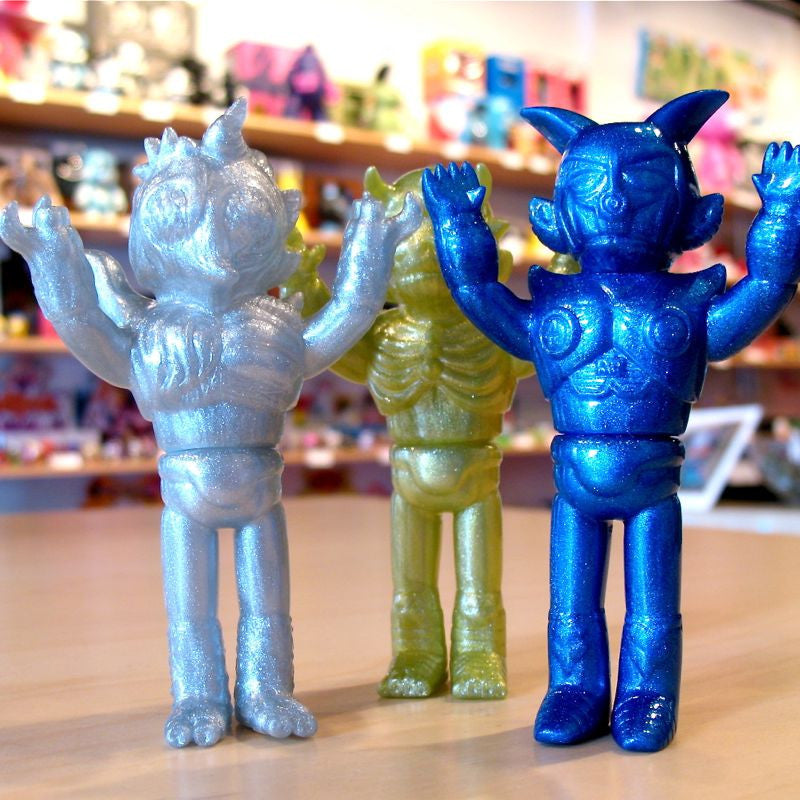 King Walder Kaijin Glitter Set