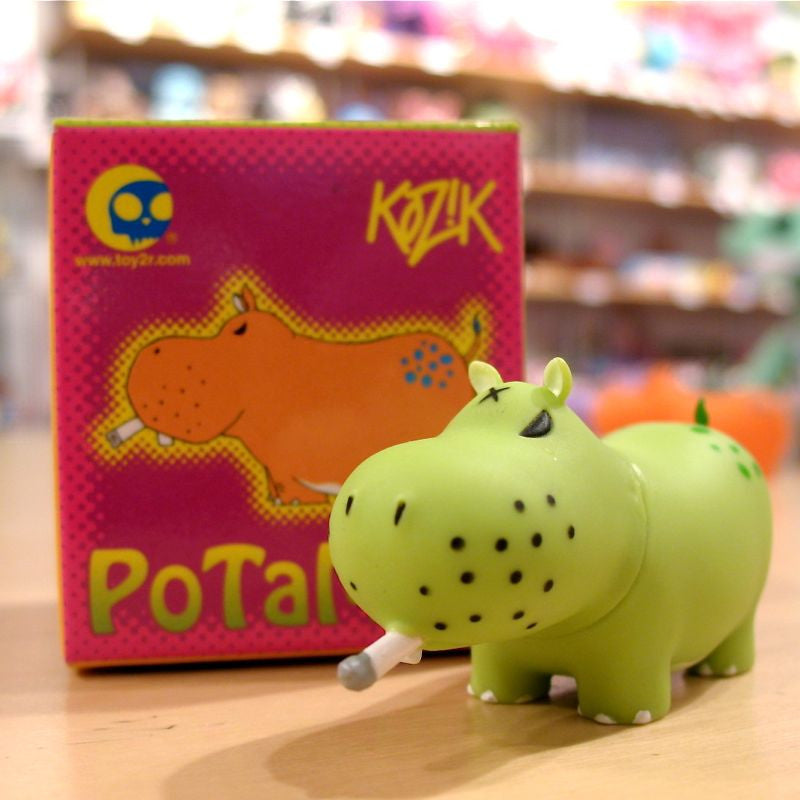 "2.5"" Kozik Potamus - Single Blind Box"