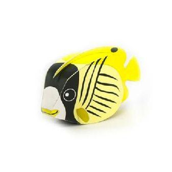 Butterflyfish DIY Paper Toy Postcard #056