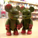 Kozik Redrum Bear Qee Series - Single Blind Box