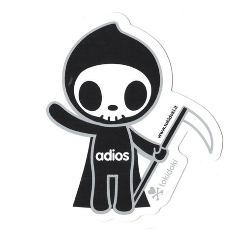 Adios - tokidoki Sticker