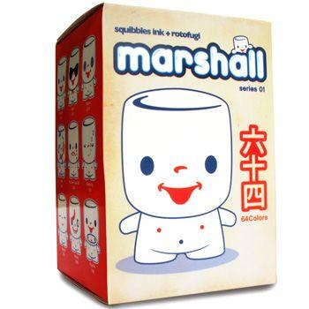 Marshall Series 1 - Blind Box