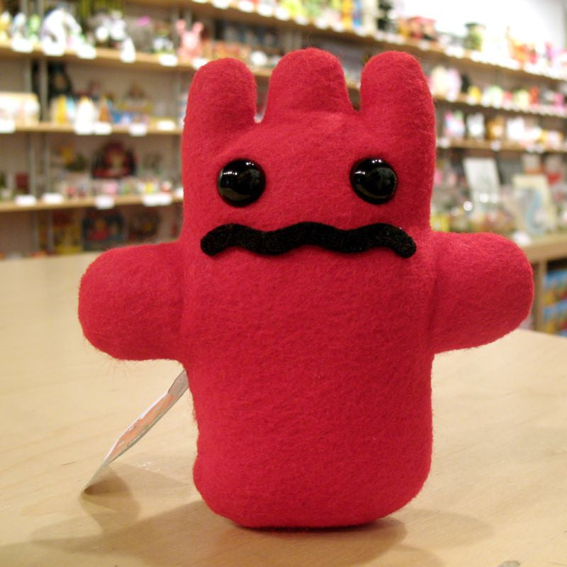 Handmade Shawnimals Pocket Wee Devil