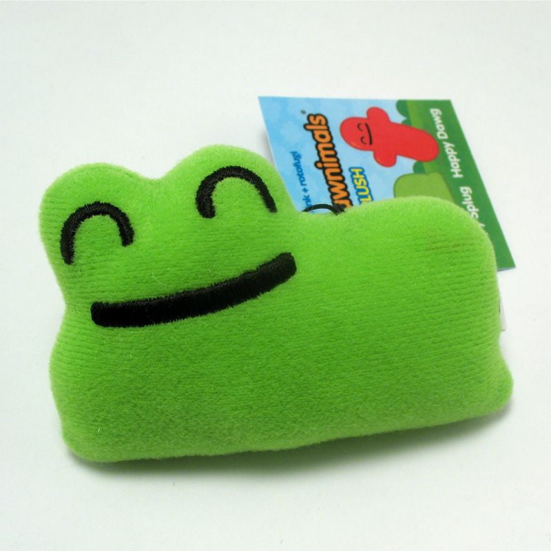 Shawnimals Mini Plush Happy Splug
