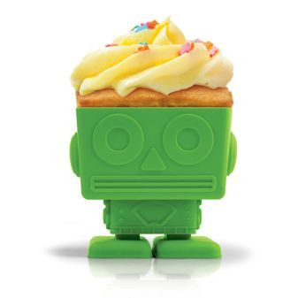 Yumbot Cupcake Molds - Pack of 4