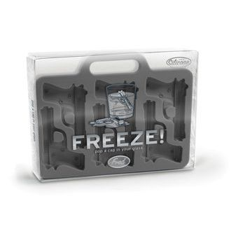 FREEZE! - Ice cube Tray