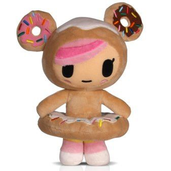 Donutella Plush