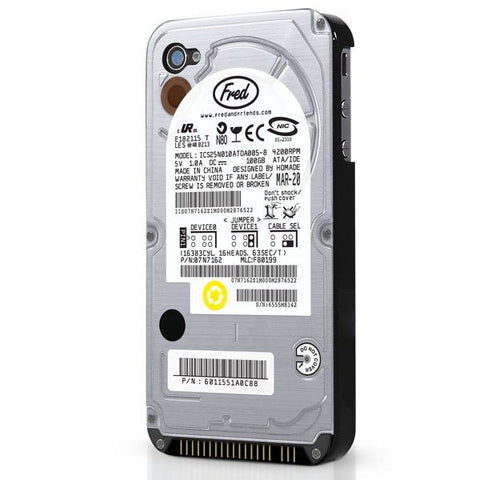 Re/Cover Harddrive iPhone 4G Case